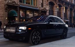 Tiện ích bất ngờ đến từng chi tiết của siêu xe vạn người mê Rolls -Royce Ghost Black Badge