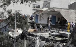 Động đất mạnh giáng xuống Mexico, 119 người chết
