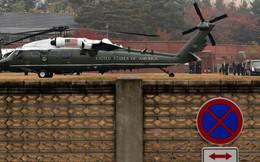 Tổng thống Trump hủy thăm biên giới hai miền Triều Tiên vì sương mù