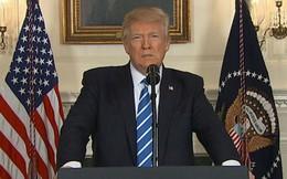"""Tổng thống Donald Trump: """"Nước Mỹ đã trở lại"""""""