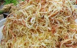Hé lộ sự thật hãi hùng về bắp chuối bị ngâm hóa chất bán đầy rẫy ngoài chợ