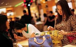 Số người giàu ở Trung Quốc tăng 9 lần trong 10 năm