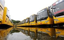 Dự án xe bus Trung Quốc gây tranh cãi ở Myanmar