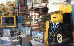 Doanh thu sụt giảm, Lego sa thải hàng nghìn nhân viên