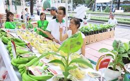 Trái cây Việt trên kệ siêu thị Nhật