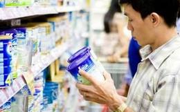 Tăng giá sữa trên 5%, doanh nghiệp phải kê khai giá