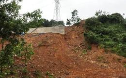 Quảng Nam: Lở núi vùi 9 người, 3 người chết, 2 chưa tìm thấy