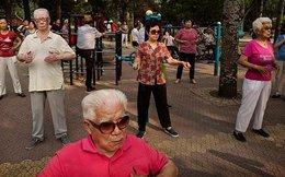 Châu Á mới nổi có nguy cơ chưa kịp giàu đã... già!