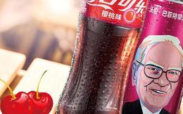 Warren Buffett xuất hiện trên vỏ lon Coca-Cola Trung Quốc