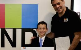 9 tuổi, cậu bé Do Thái đã táo bạo viết thư tay đề nghị đầu tư vào công ty và bất ngờ trở thành CFO trong một ngày
