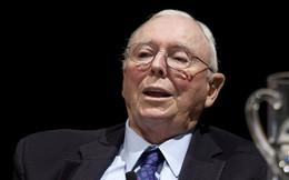 """""""Cánh tay phải"""" của Warren Buffett chỉ ra cách dễ dàng để kiếm 1 triệu USD trên thị trường chứng khoán"""