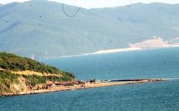 Vụ lấp trái phép gần 13 ngàn m2 vịnh Nha Trang: Xử phạt công ty Hòn Rùa