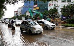 Hà Nội: Hàng nghìn hộ dân bị mất nước vì vỡ đường ống