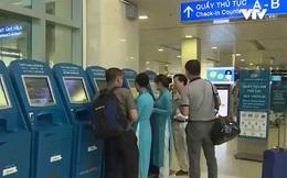 Khuyến khích check-in trực tuyến để giảm ùn tắc cho Tân Sơn Nhất