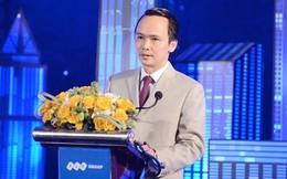 Chủ tịch FLC Trịnh Văn Quyết báo tin mua được 20 triệu cổ phiếu FLC trong ngày trở lại ngôi vị giàu nhất TTCK