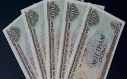 Phí đổi tiền lẻ mệnh giá 100 đồng đắt gấp trăm lần giá trị thật