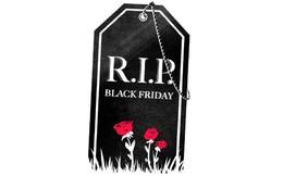 """""""Thứ sáu đen"""" đang chết"""