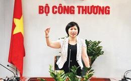 Xem xét thi hành kỷ luật đối với Thứ trưởng Bộ Công thương Hồ Thị Kim Thoa