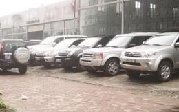 Ô tô hết hạn sử dụng vẫn lưu hành sẽ bị phạt từ 4 – 6 triệu đồng