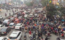 Hà Nội dừng xe máy: Bài toán khó nhưng không phải bất khả thi