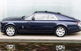 Mãn nhãn siêu xe đắt nhất mọi thời đại hơn 286 tỷ đồng của Rolls-Royce