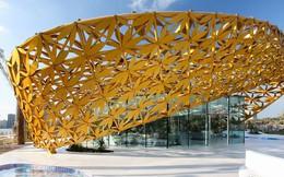 13 tòa nhà mới xây dựng có thiết kế tốt nhất thế giới