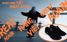 """Chế nhạc """"Lạc trôi"""", """"Ông bà anh"""", đây là cách một hội thực hiện với mong muốn """"Make hàng Việt great again"""""""
