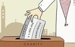 """Vì sao dân Ả rập xài sang thì """"ầm ĩ"""" nhưng làm từ thiện thì lại """"âm thầm""""?"""