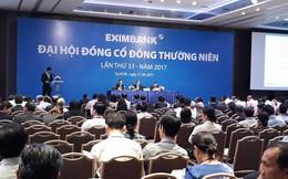 ĐHĐCĐ Eximbank: Cổ đông không thông qua thù lao của Ban kiểm soát năm 2017