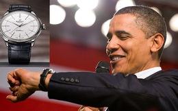 """""""Bóc tem"""" chiếc đồng hồ cao cấp nhất tổng thống Barack Obama từng có"""