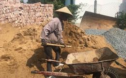 Nguy cơ phải nhập khẩu cát xây dựng