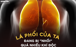 30 phút trên đường, 3 triệu người Hà Nội có thể hít phải 5 loại khí cực độc
