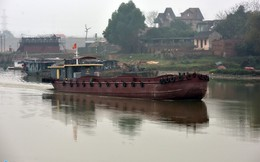 Sông Cầu im ắng sau khi UBND tỉnh Bắc Ninh kêu cứu Thủ tướng