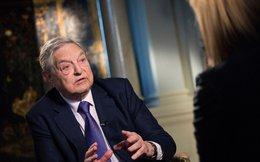 """Đối đầu với Trump, các tổ chức phi chính phủ của George Soros bị """"sờ gáy"""""""