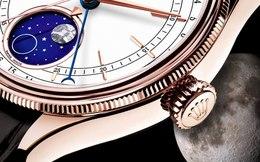 Không chỉ đếm thời gian, 6 mẫu đồng hồ này thu nhỏ cả bầu trời đêm trên cổ tay của bạn