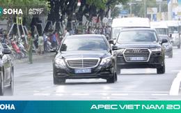 [CẬP NHẬT] Hàng loạt trưởng đoàn các nền kinh tế APEC đã tới Đà Nẵng, bắt đầu tham dự Tuần lễ Cấp cao
