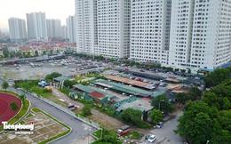 Sau 24 tiếng thông tin đóng cửa, bãi xe Linh Đàm lại chật ních xe hơi