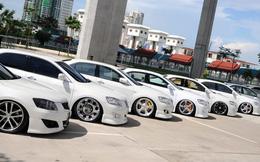 """Khi các đại gia xe hơi ồ ạt xả hàng, giảm giá """"sập sàn"""""""