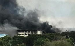 Cháy nhà máy ở Philippines làm hơn 100 người bị thương