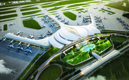 Chốt 3 phương án thiết kế sân bay Long Thành