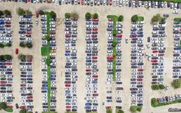 Không muốn đô thị tắc đường và ngổn ngang thì đừng ... đỗ xe miễn phí