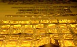 Giá vàng đứt mạch đi lên