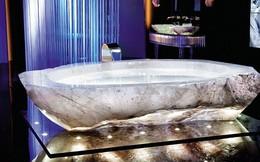 Bồn tắm 22 tỷ của giới siêu giàu