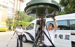 Trung Quốc dùng thiết bị nhận dạng khuôn mặt, máy bay không người lái coi thi đại học