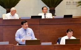 6 năm chưa được thông qua, dự thảo Luật Quy hoạch lại hoãn biểu quyết đến cuối năm