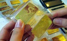 Thị trường vàng im lìm
