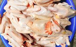 Sự thật gà ri đặc sản mổ sẵn 60 ngàn/con bán la liệt ở Hà Nội