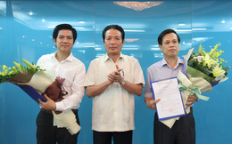 Bộ TT&TT bổ nhiệm nhân sự mới