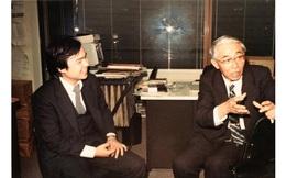 Cả Steve Jobs lẫn Masayoshi Son đều phải tìm tới vị tiền bối đáng kính này để xin lời khuyên mà bất kỳ ai làm doanh nhân cũng nên biết