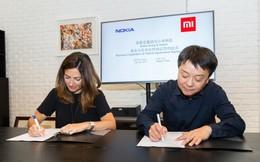 Nokia và Xiaomi bất ngờ trở thành đối tác chiến lược